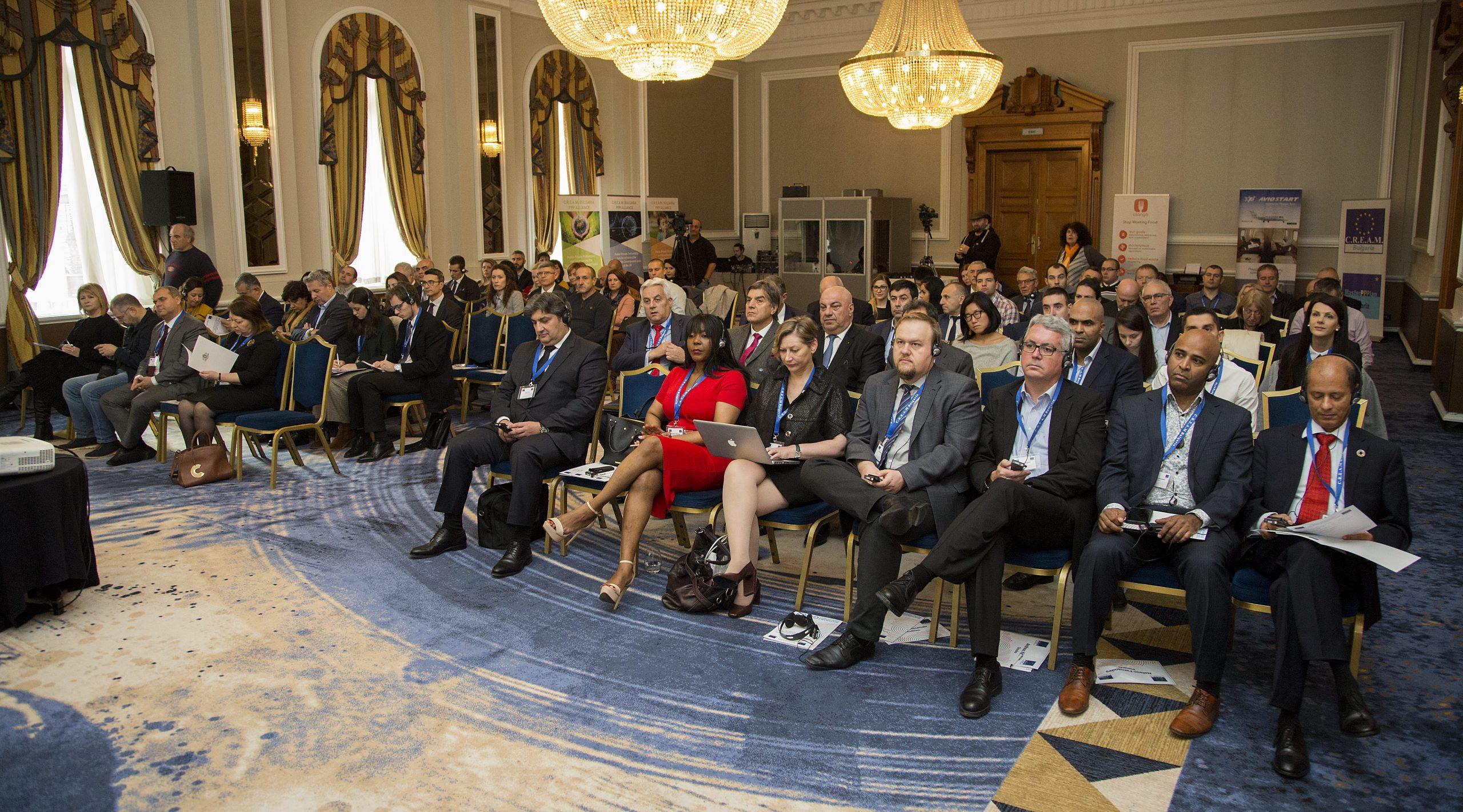 Екипът на EP & IC взе участие в организацията на международна конференция
